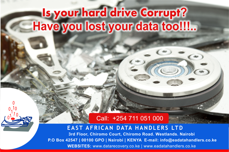 Leader in Data Recovery & Customer  Service
