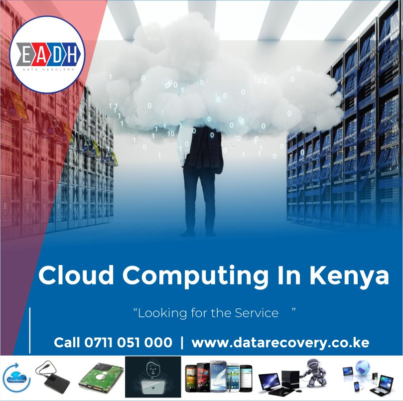 CLOUD COMPUTING IN KENYA