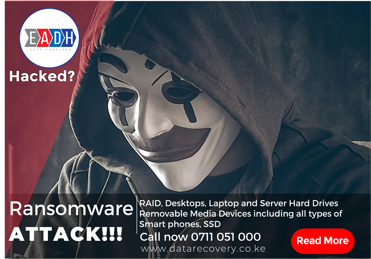 Ransomware Removal & Recovery