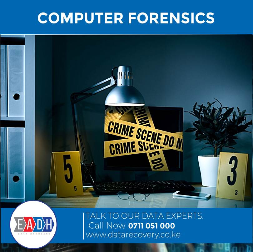 Digital Forensic Laboratory