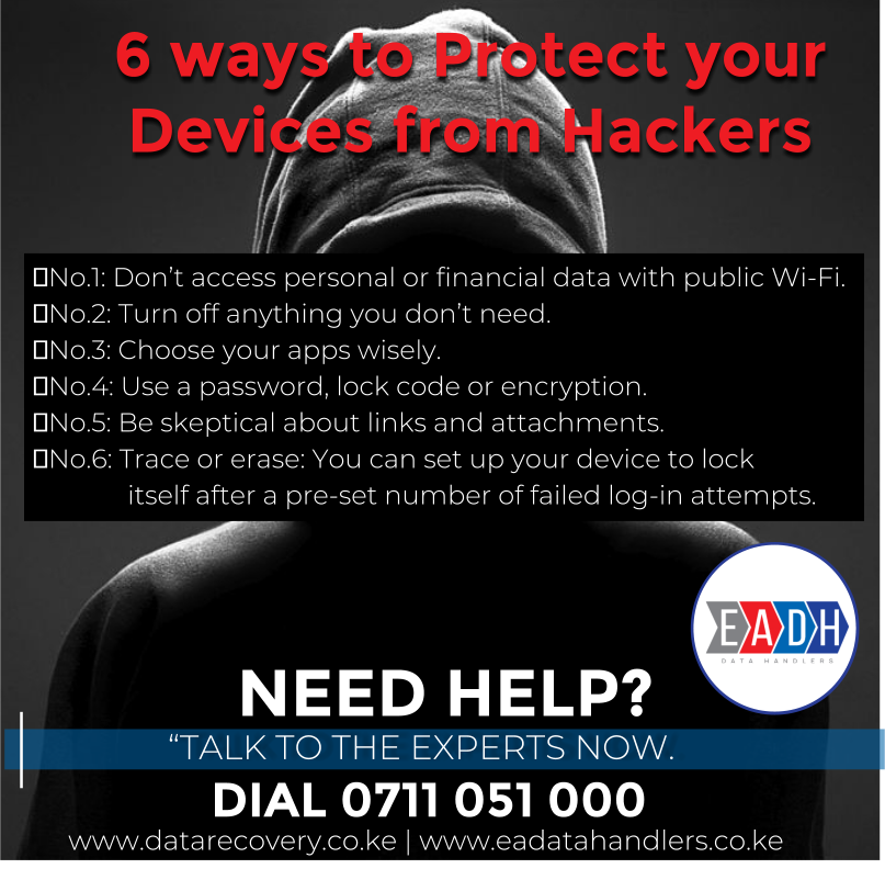 6 Ways to Protect Yourself From Hackers